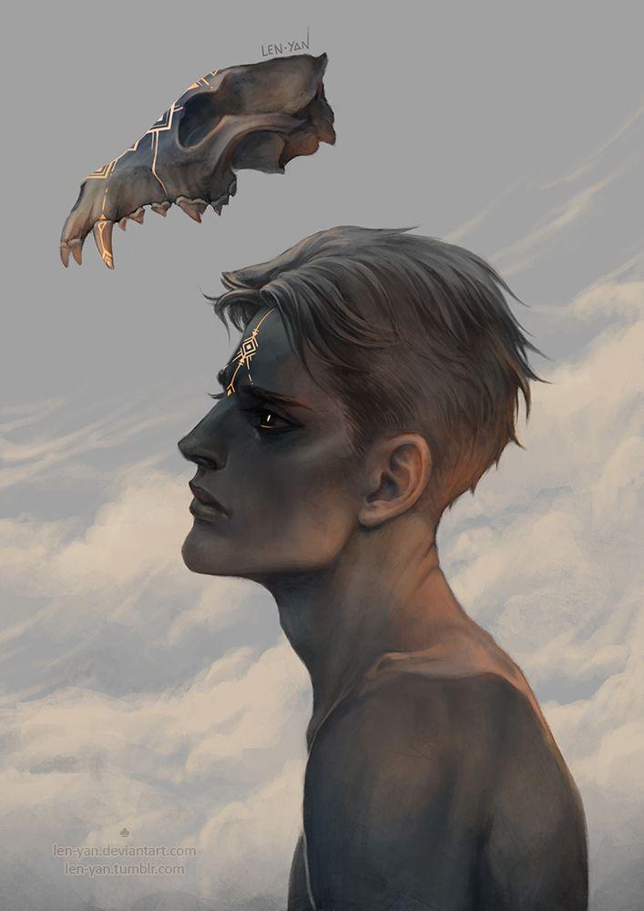 tumblr ||drawcrowd ||artstation || behance || facebook tūtēlārius (latin) -one who has the care or custody, a keeper, warden, curator tutelary deity -a deity ...