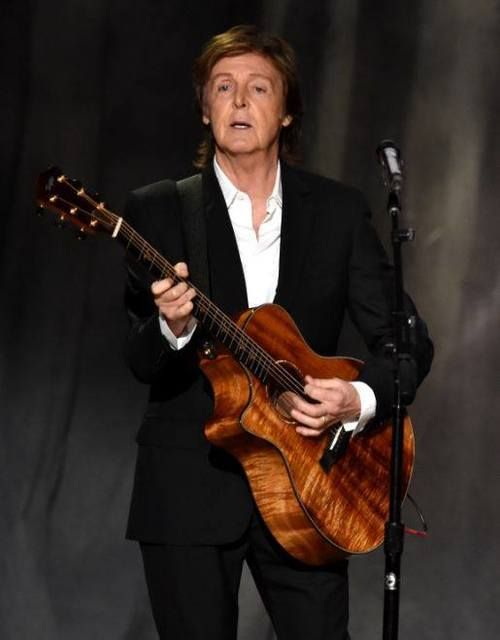 Paul McCartney has scored 78 GRAMMY nominations. Recording Academy / GRAMMYs, June 2017