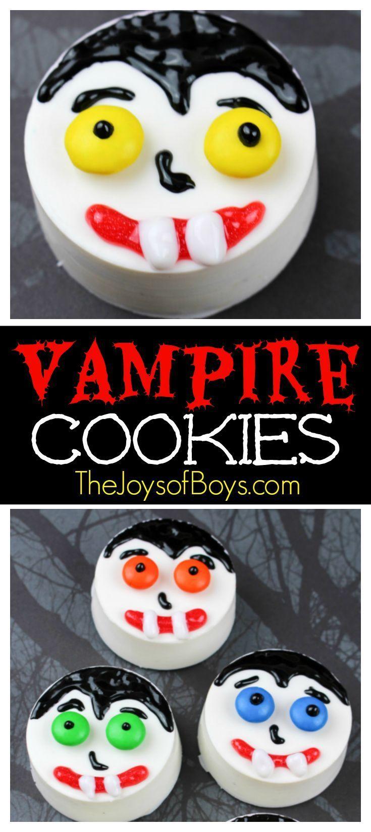 vampire eyeballs a spooktacular halloween treat - Halloween Trick Ideas