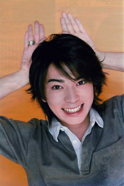 My Japanese Bias ♥ Matsumoto Jun ♥ J-Pop group Arashi ♥ 2013 Lucky Seven ♥ 2003 Kimi Wa Petto (You're My Pet) ♥ Hana Yori Dango (Boys Over Flowers)