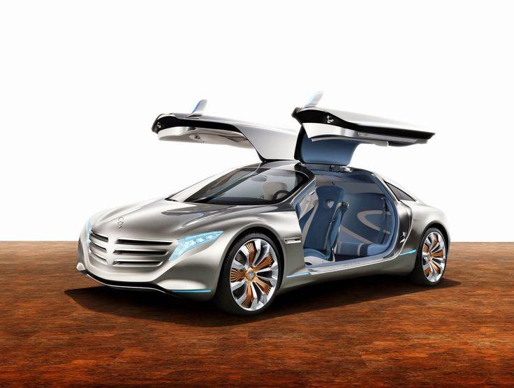 automotive fans: 2011 Mercedes-Benz F 125!