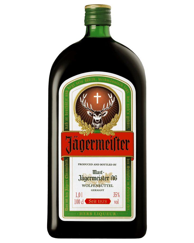 Jägermeister Liqueur 1L