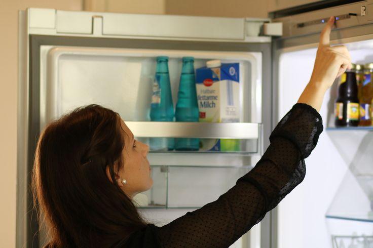 Dauerläufer Kühlschrank und Gefriertruhe optimieren und Stromverbrauch senken.