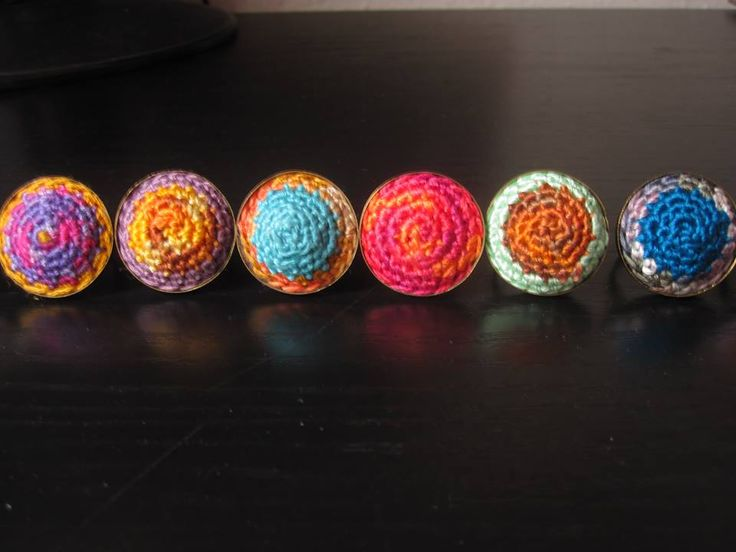 #mandalarings #crochet #colorful #bohochic