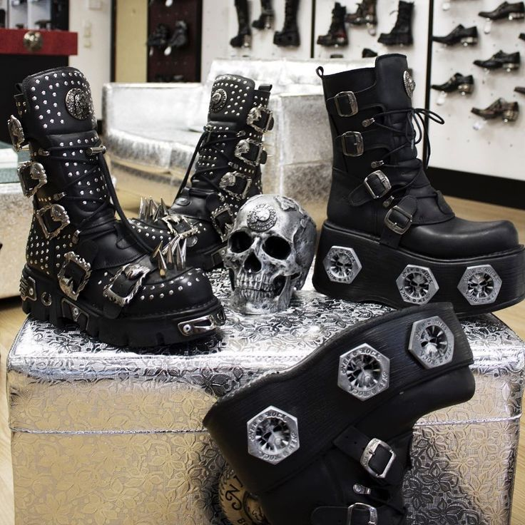 "1,596 To se mi líbí, 14 komentářů – allnewrock.com - New Rock Shop (@newrock_allnewrock) na Instagramu: ""Sales 10-30% off on www.allnewrock.com. We ship worldwide 🌏 #allnewrock #newrock #sales #boots"""