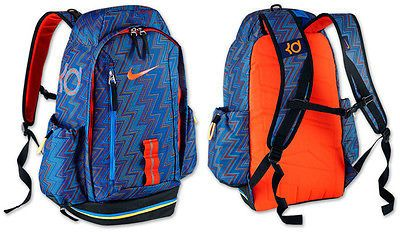 KD Backpack Elite Fast Break by Nike Blue Limited | eBay $69.99