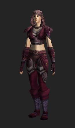 Felstone Mail - Transmog Set - World of Warcraft