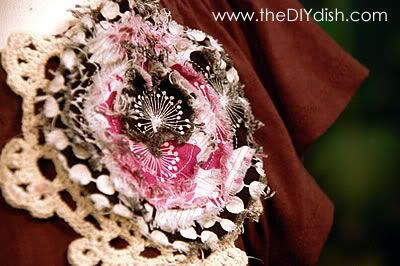 "Guest Spot on Studio 5: ""Frayed Applique"" Projects « The DIY Dish"