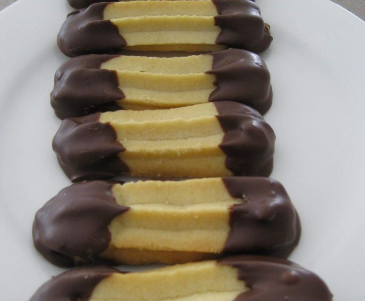 Recipe Viennese Biscuits by Lily M - Recipe of category Baking - sweet