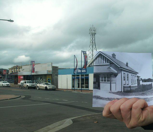 The old Post Office, George Town, Tasmania