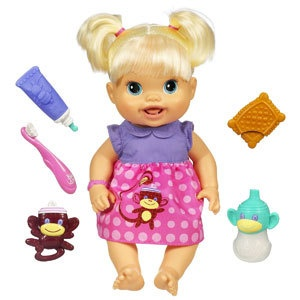 New Kids Baby Alive, Baby's New Teeth Dole, with accessories, Great gift idea $34 with free shipping Australia wide...