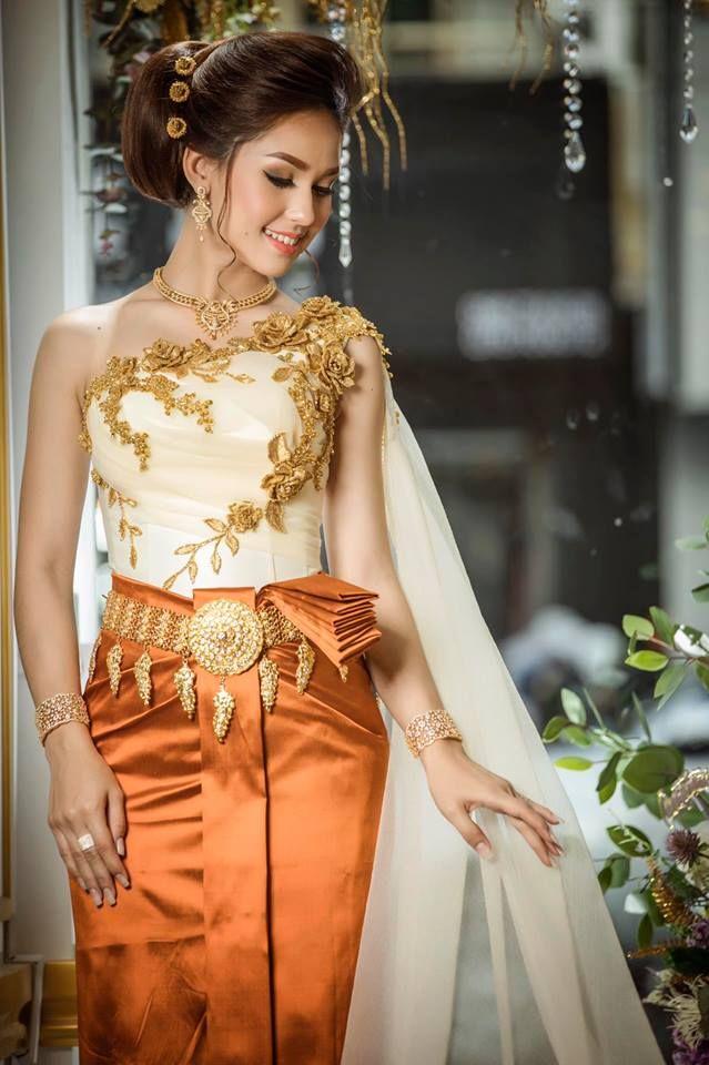 khmer wedding costume en 2019
