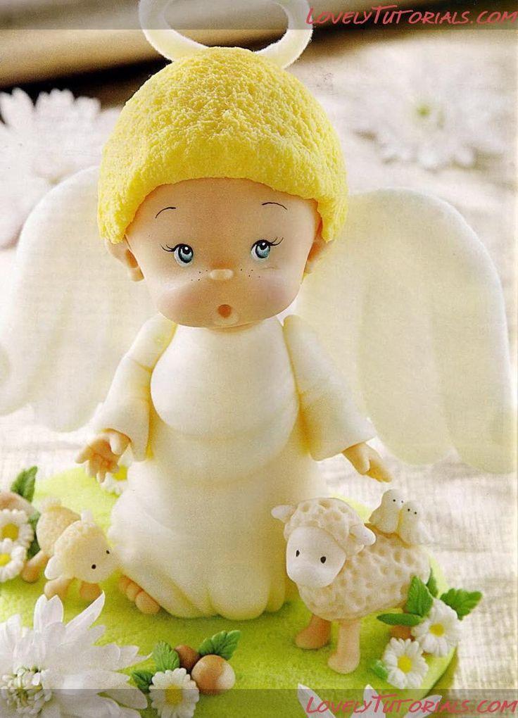 Angel making tutorial