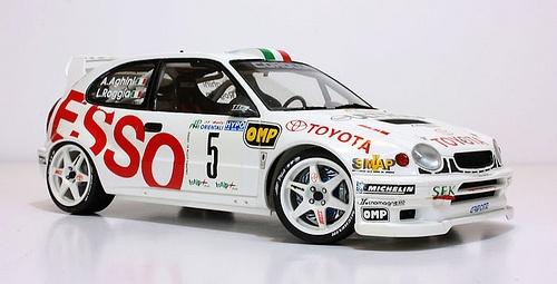 Toyota Corolla WRC ESSO - 14