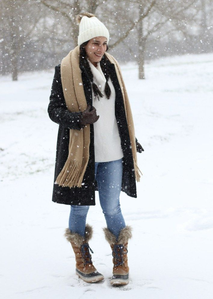 Sorel snow boots, Joan of Arctic