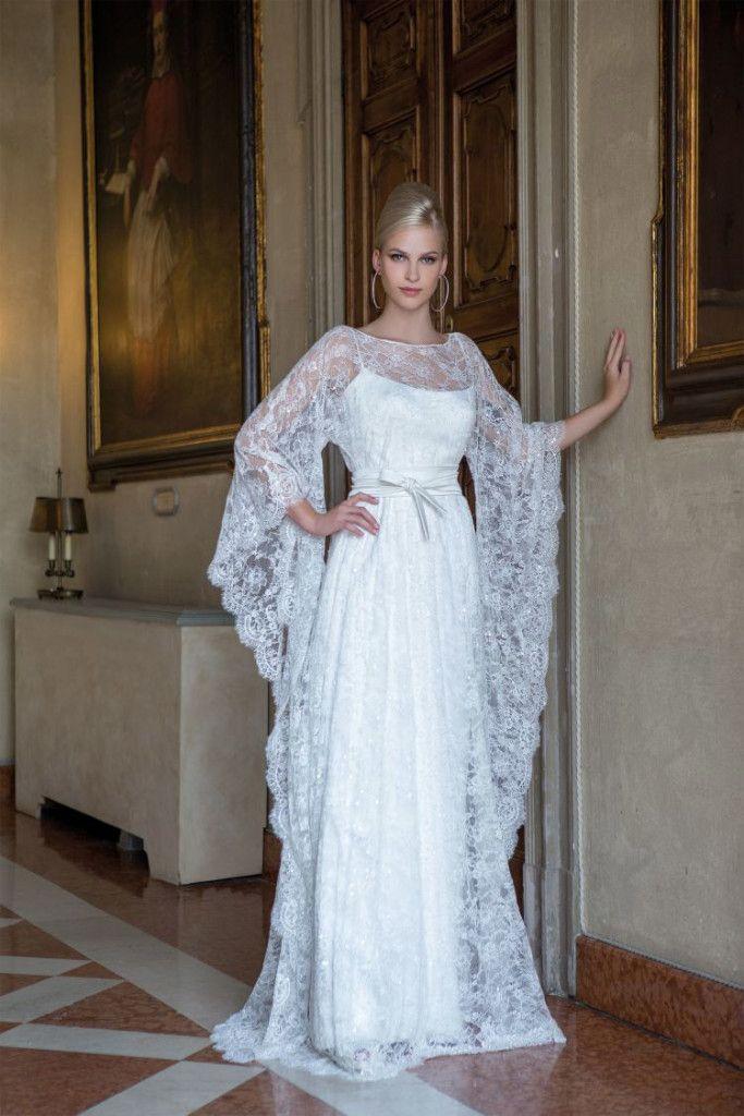 Model: Kiky - Collezione Glamour di Gloria Saccucci Spose