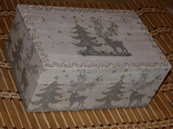 Karácsonyi doboz
