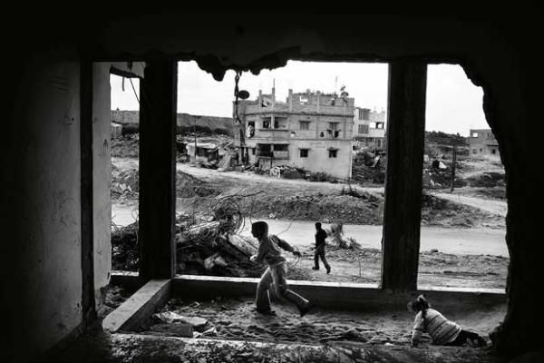 Paolo Pellegrin, Gaza Strip/Jabalia - dec. 2009