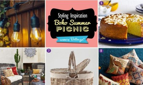 Boho Summer Picnic Styling Inspiration Made Easy