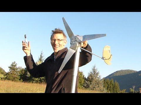 17 meilleures id es propos de fabriquer eolienne sur pinterest couteaux d - Fabriquer son eolienne ...