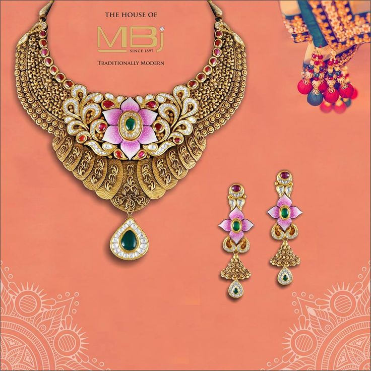 Resplendent work and vibrant tones. Discover more exquisite and unique collection for your D day from #TheHouseOfMBj #WeddingGalore