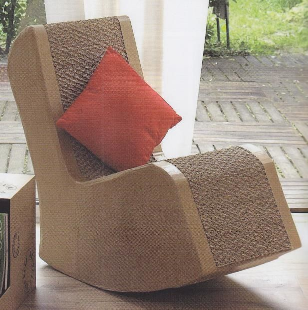 best 25 fauteuil en carton ideas on pinterest meuble en