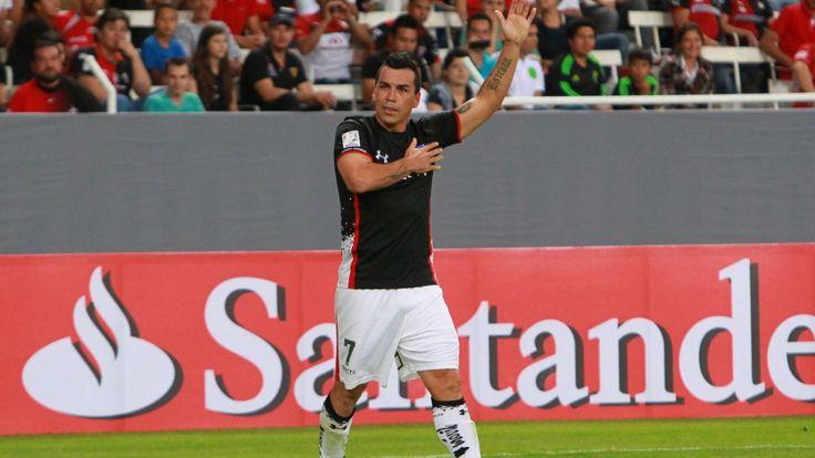 Gol Esteban Paredes / Atlas Vs. Colo-Colo