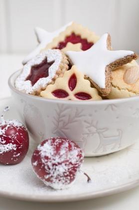 .♥...☆...❤...☆...♥ Sablés de Noël