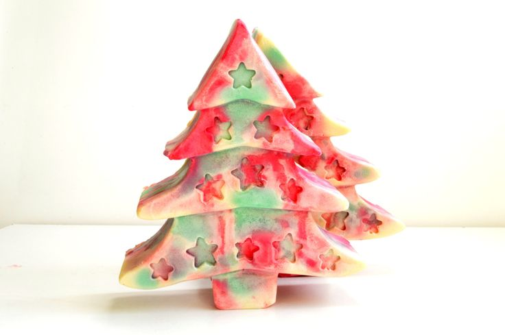 Big Christmas Tree Soap . Christmas Gift  . Christmas Decor Soap . Christmas Favor Soap .  Christmas  Flavour Soap  Pumpkin Spice Soap by NaturalBeautyLine on Etsy
