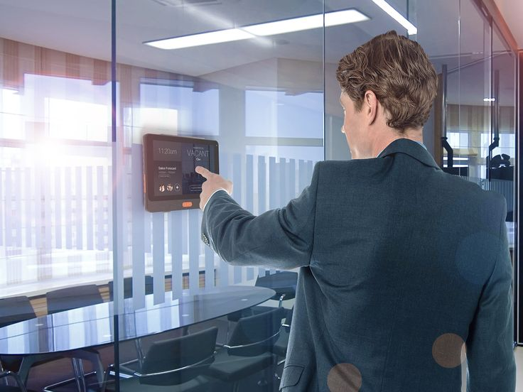 Meeting Room Booking System Qbic TD-1050