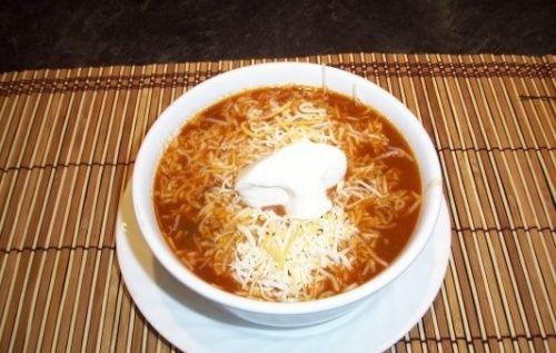 Chilli Soup recipe