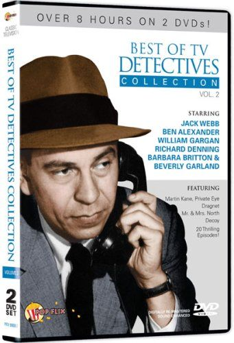 Best of TV Detectives Collection: Vol. 2