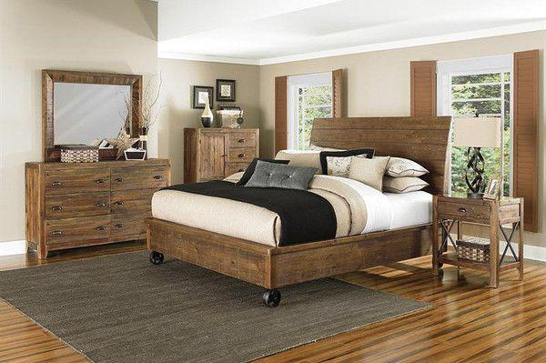 River Ridge Bedroom
