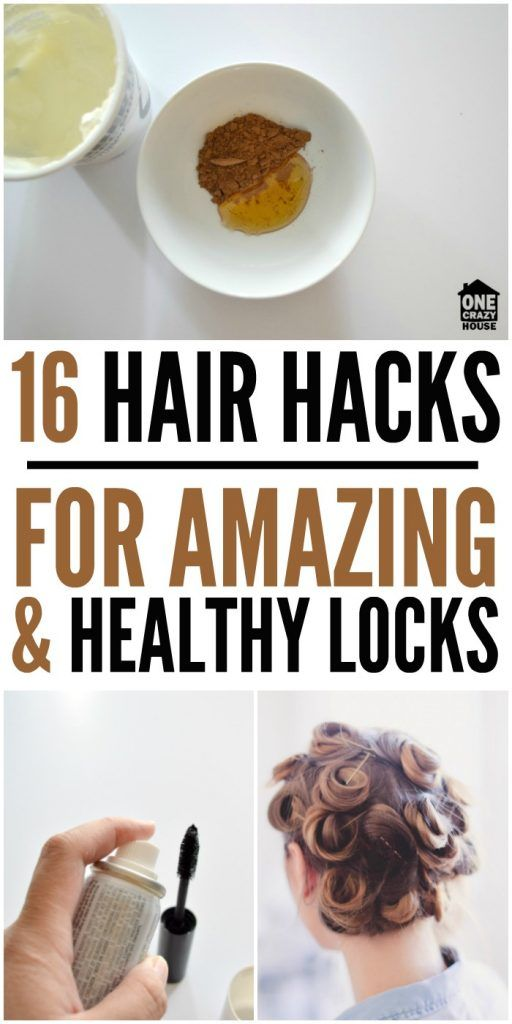 16 Healthy Hair Tips that Will Make Your Hair Look Amazing
