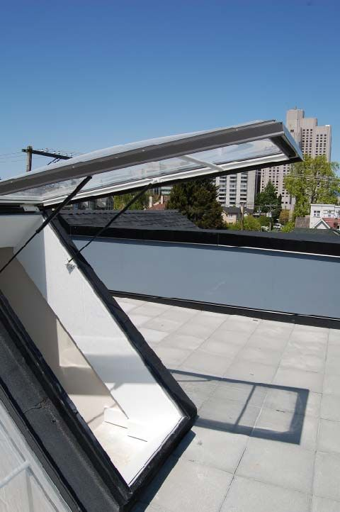 7 Best Roof Hatch Skylights: Calgary Skylights Images On Pinterest | Roof  Hatch, Roof Access Hatch And Rooftop Deck
