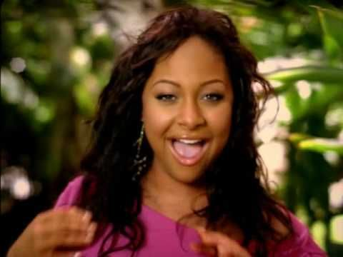 Artist: Raven-Symoné  Song: Backflip  Album: This Is My Time  Label: Hollywood Records    © 2004 Hollywood Records, Inc.