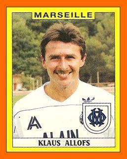 Old School Panini: OM - Monaco : Finale de la coupe de France 1989