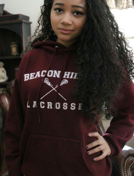 Stilinski Beacon Hills Lacrosse Hoodie inspired by Styles Stilinski from the TV show Teen Wolf.