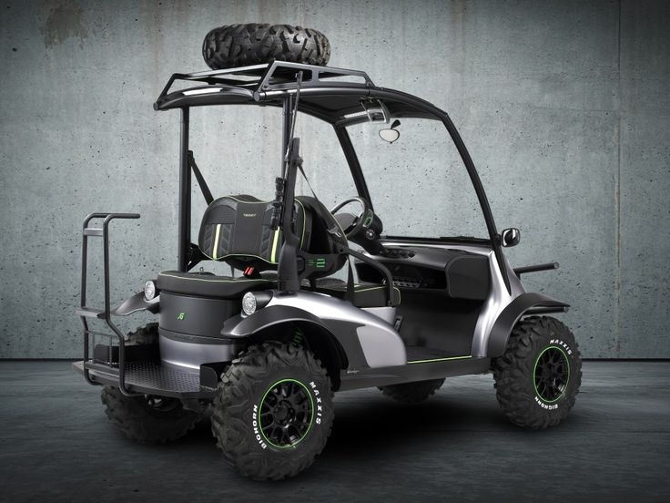 Garia Mansory OFF-X