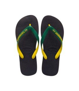 Havaianas Men Brasil Mix Black