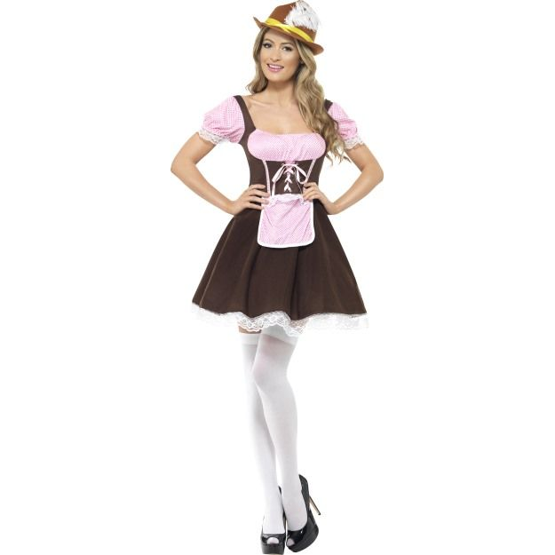 Tavern Girl Costume