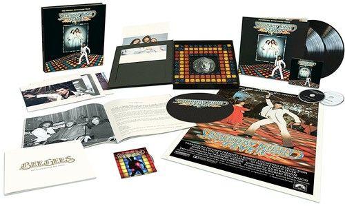 Saturday Night Fever (The Original Movie Soundtrack) 40th Anniversary Super Deluxe Edition box set