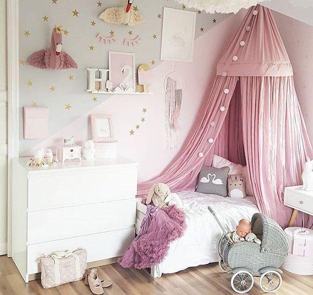 Little girl's bedroom @kids_interior1