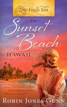 Love Finds You in Sunset Beach Hawaii // yes it is a love story... but wow.... this read is good for my soul.