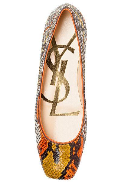 Yves Saint Laurent - Womens Shoes - 2011 Spring-Summer