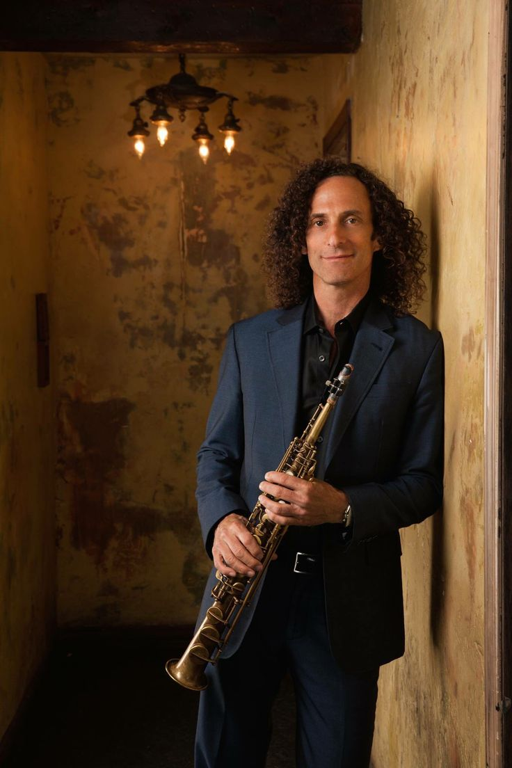 - So smooth, this man is!  Kenny G
