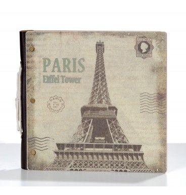Album na zdjęcia lub raczej pamiętnik, do którego można od czasu do czasu wkleić zdjęcie - ma 100 bardzo delikatnych kartek w kolorze ecru. kolecki.com