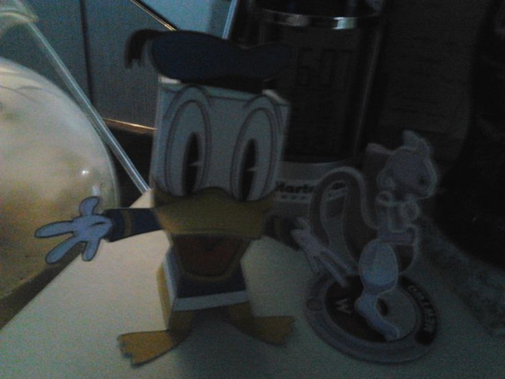 donald and mewtwo...