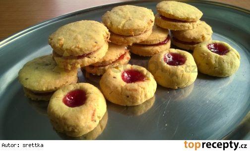 Bezlepkové mrkvové sušenky