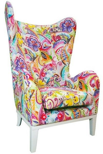 Californian Wing Arm Chair